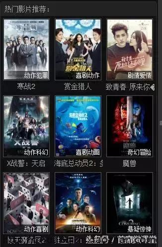 VIP电影网站